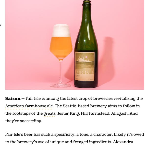 Hop Culture | The 20 Best Beers to Drink in Spring 2021