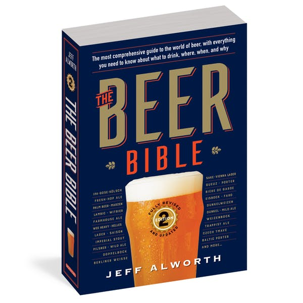 The Beer Bible: Second Edition Book Tour