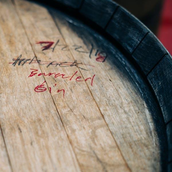 J+S_ gin Barrel