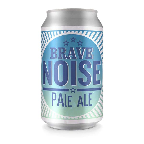 Image or graphic for Brave Noise Pale Ale