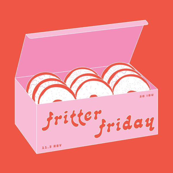 Image or graphic for Fritter Friday
