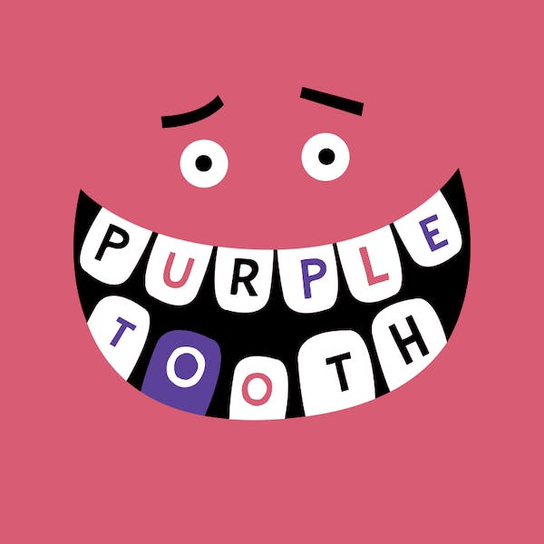 Purple Tooth
