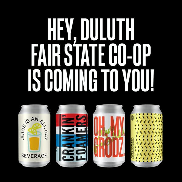 Fair State Duluth Pop-up