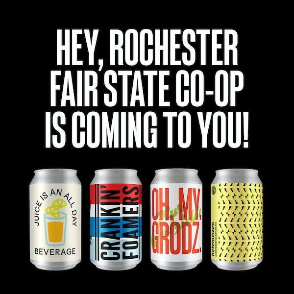 Fair State Rochester Pop-up