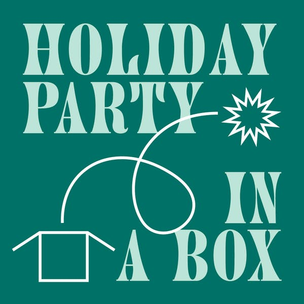 Holiday Party In a Box