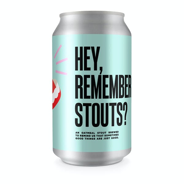 Image or graphic for Hey, Remember Stouts?