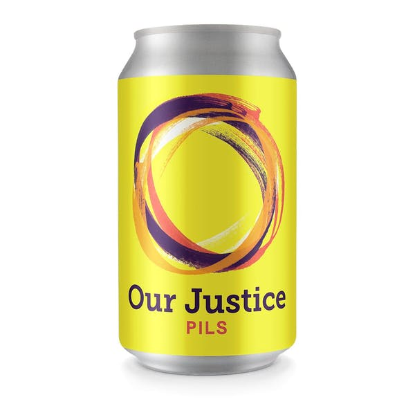 Image or graphic for Our Justice Pils