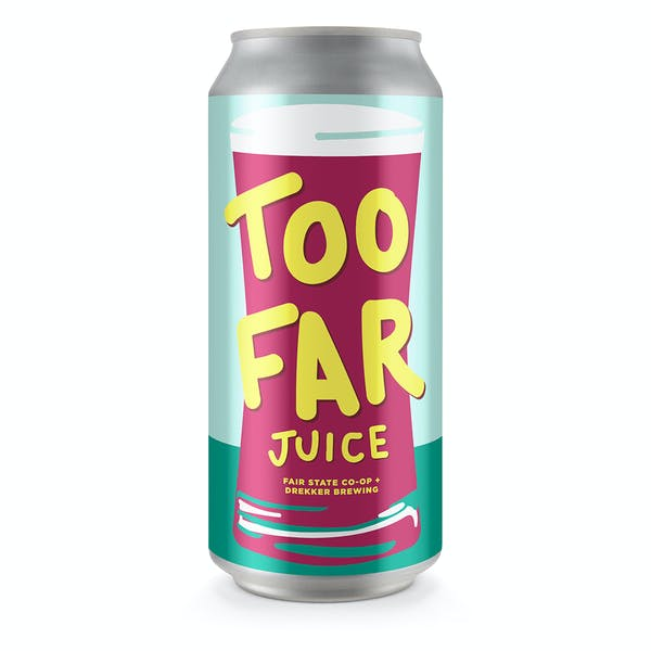 Image or graphic for Too Far Juice