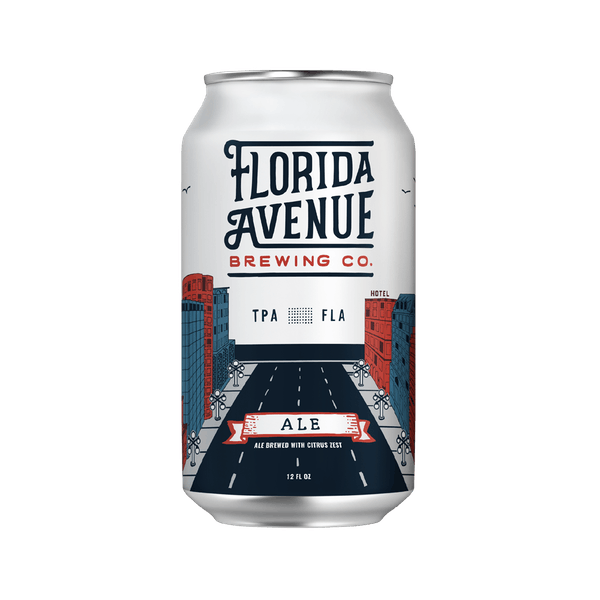 Florida Avenue Ale