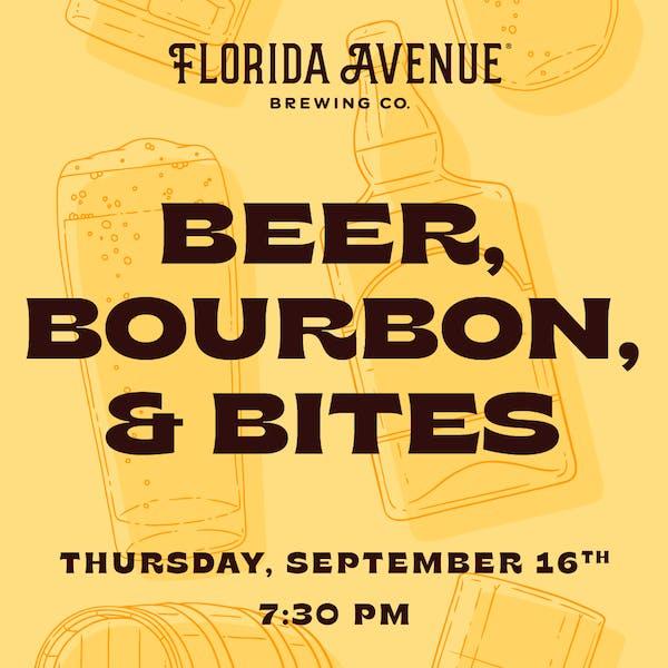 Beer, Bourbon, & Bites