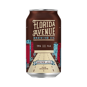 Florida Avenue Brown Ale