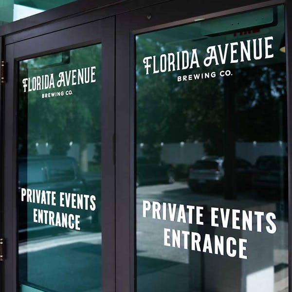 Private Events Entrance