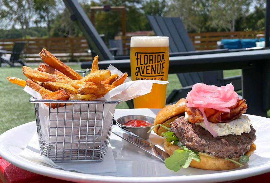 Wiregrass Burger