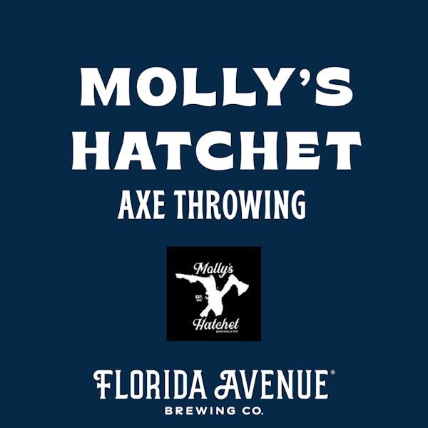 Molly's Hatchet Axe Throwing