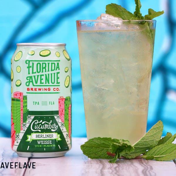 Summer Paradise: Cucumber Spritzer