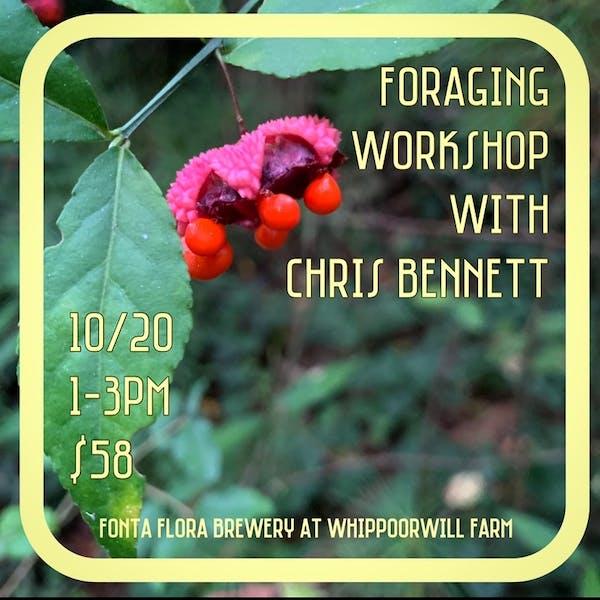 Foraging Workshop with Chris Bennett