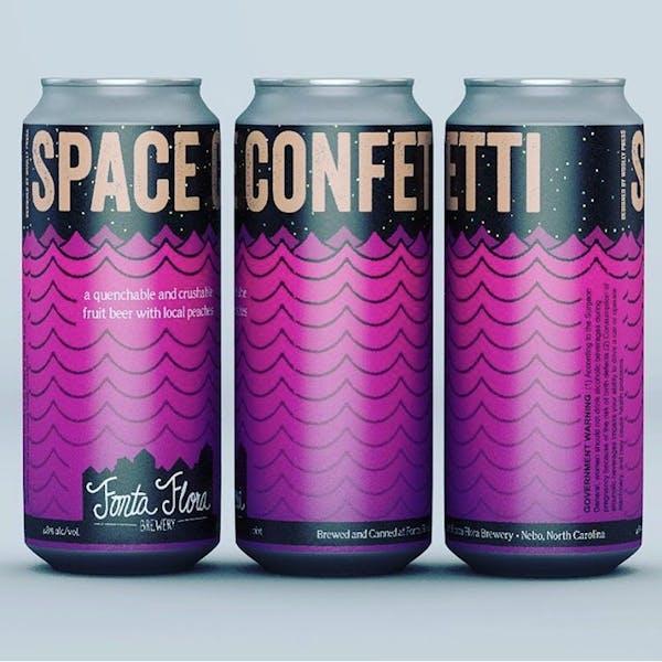 Space Confetti