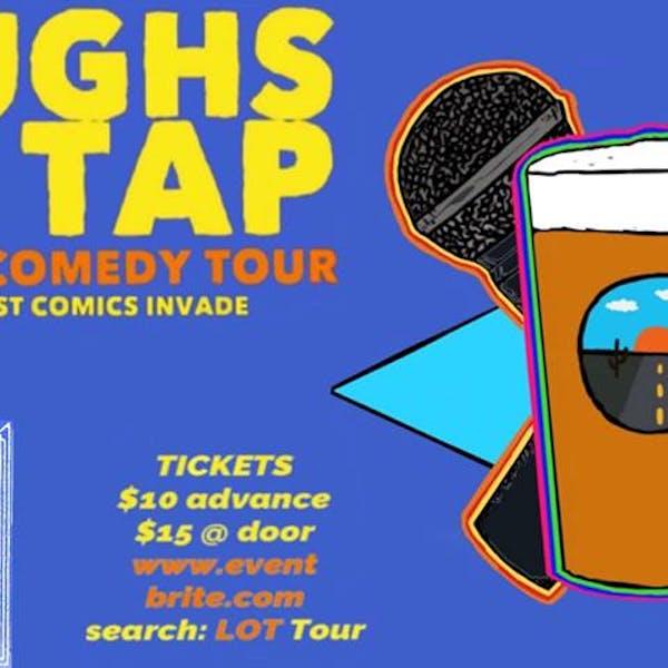 Laughs on Tap Tour
