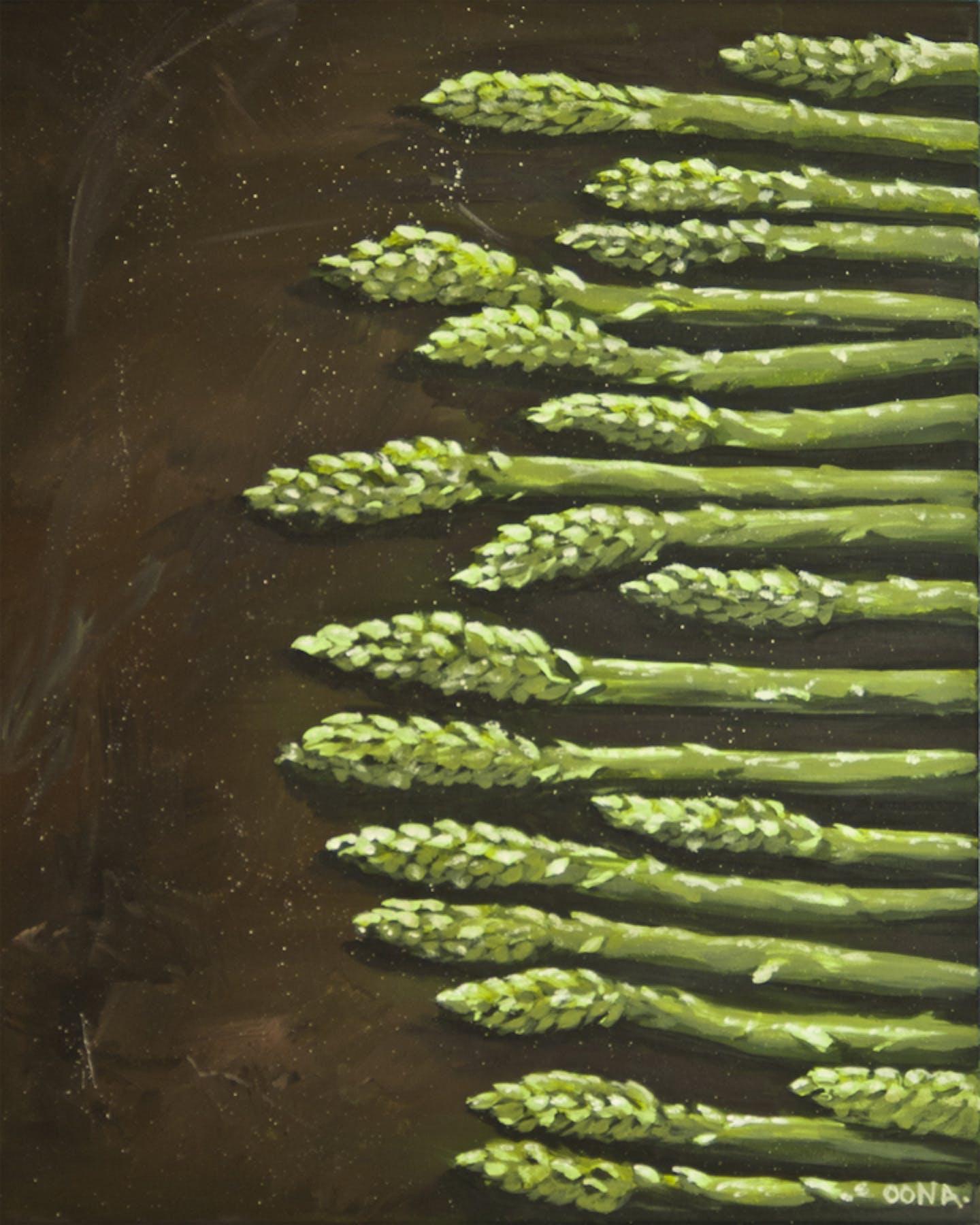 Oona asparagus