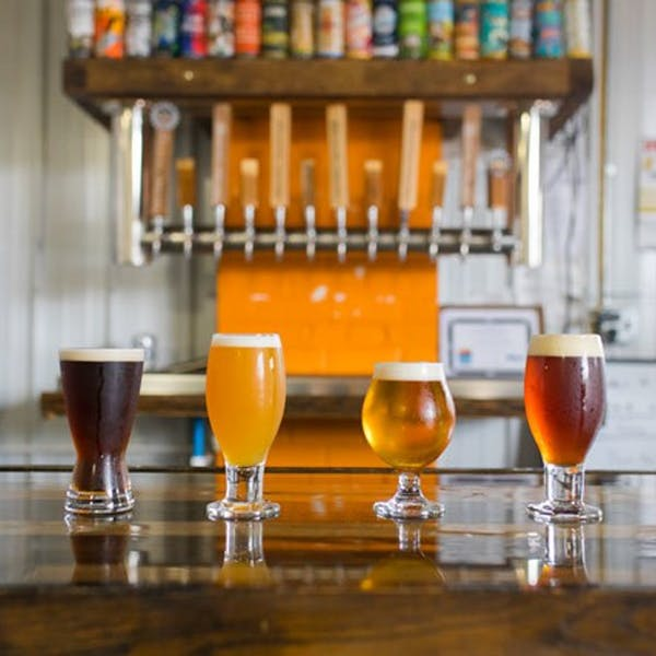 Food & Wine: 19 Craft Breweries Worth Going Out of Your Way For