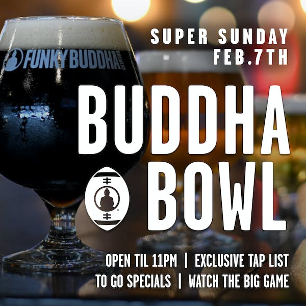 Super Sunday Buddha Bowl