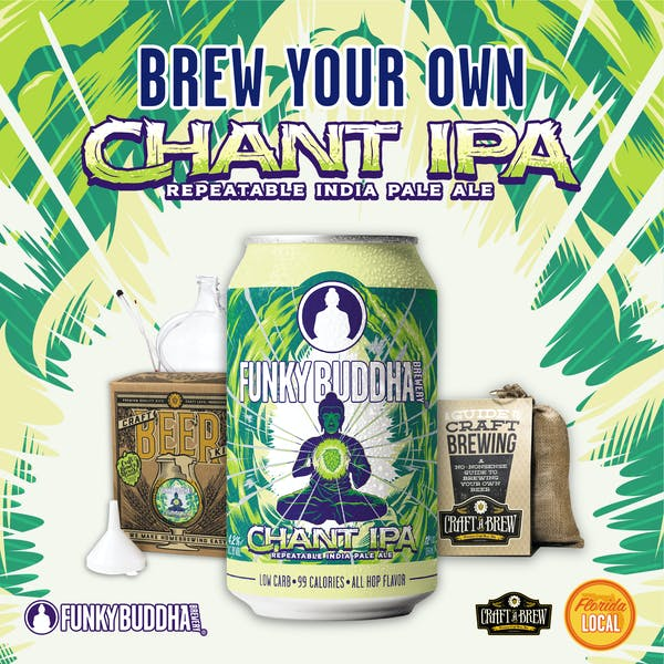 Chant IPA Craft A Brew Kit Collaboration