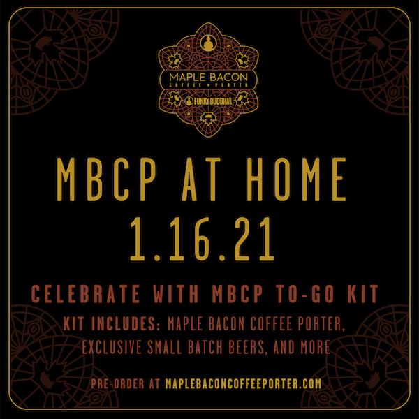 Maple Bacon Coffee Porter 2021