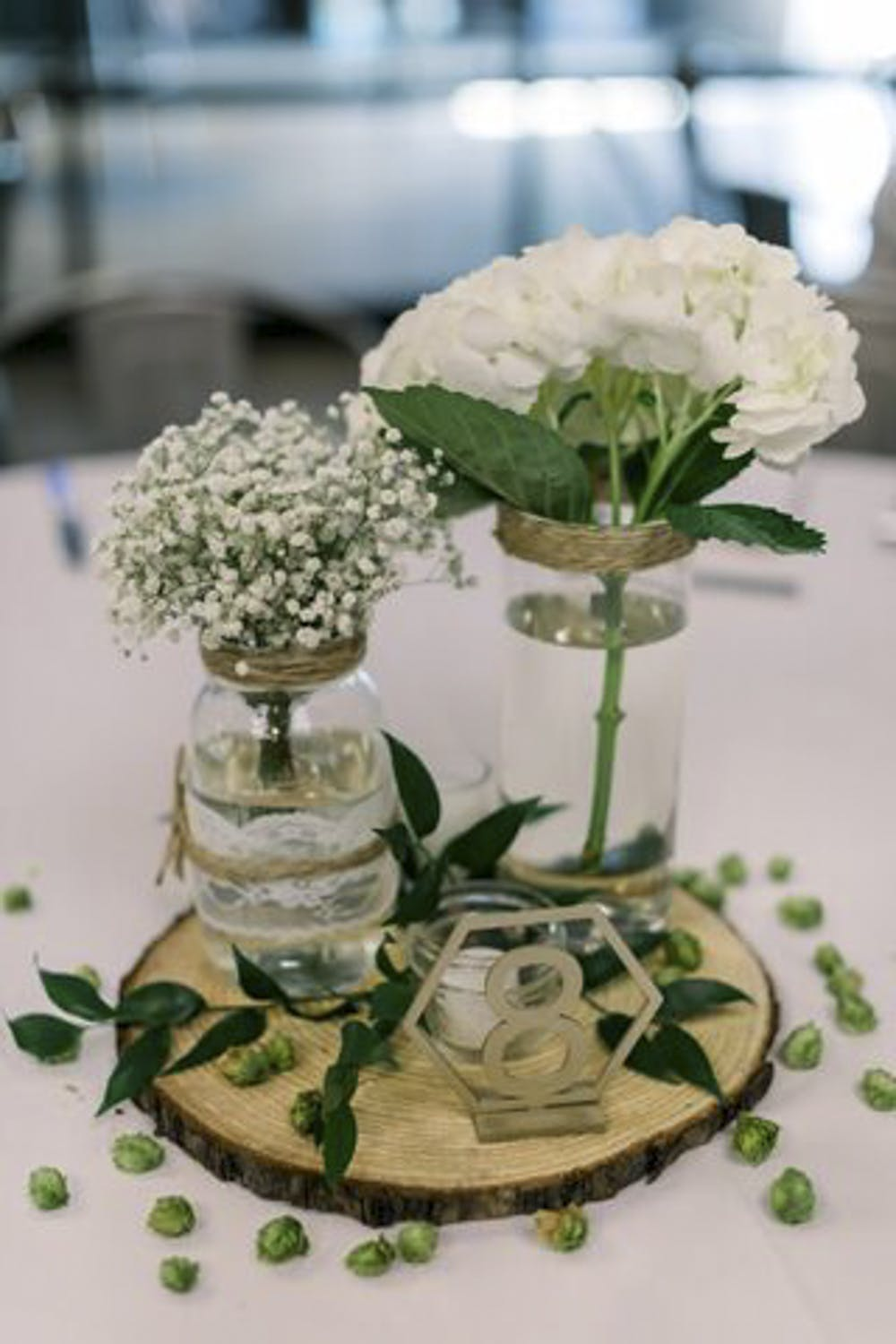 table decorations for wedding