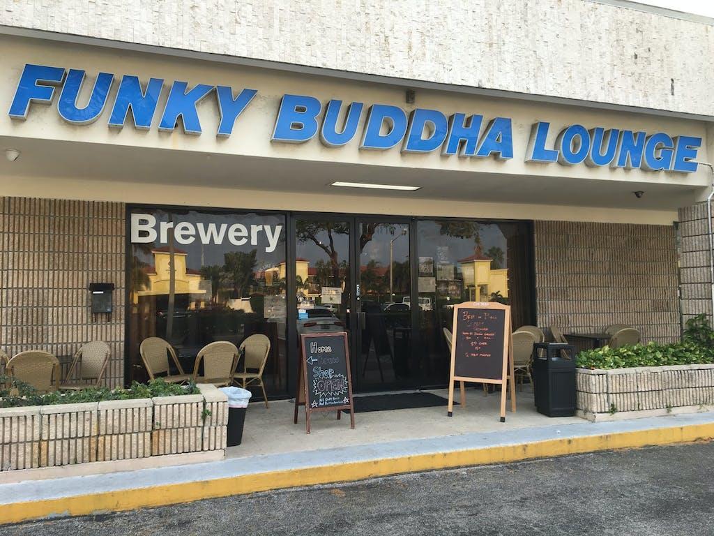 Funky Buddha Lounge & Brewery 2007