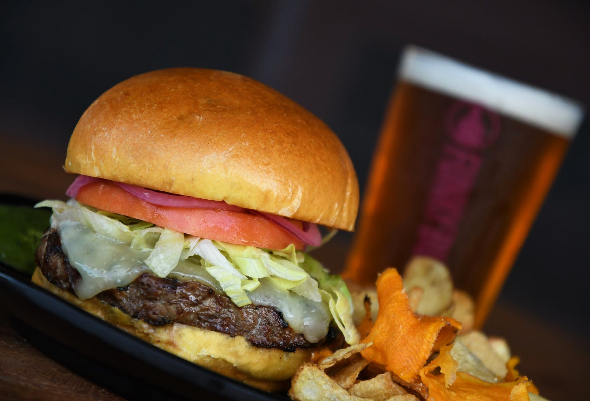 Burger and Beer Wednesdays