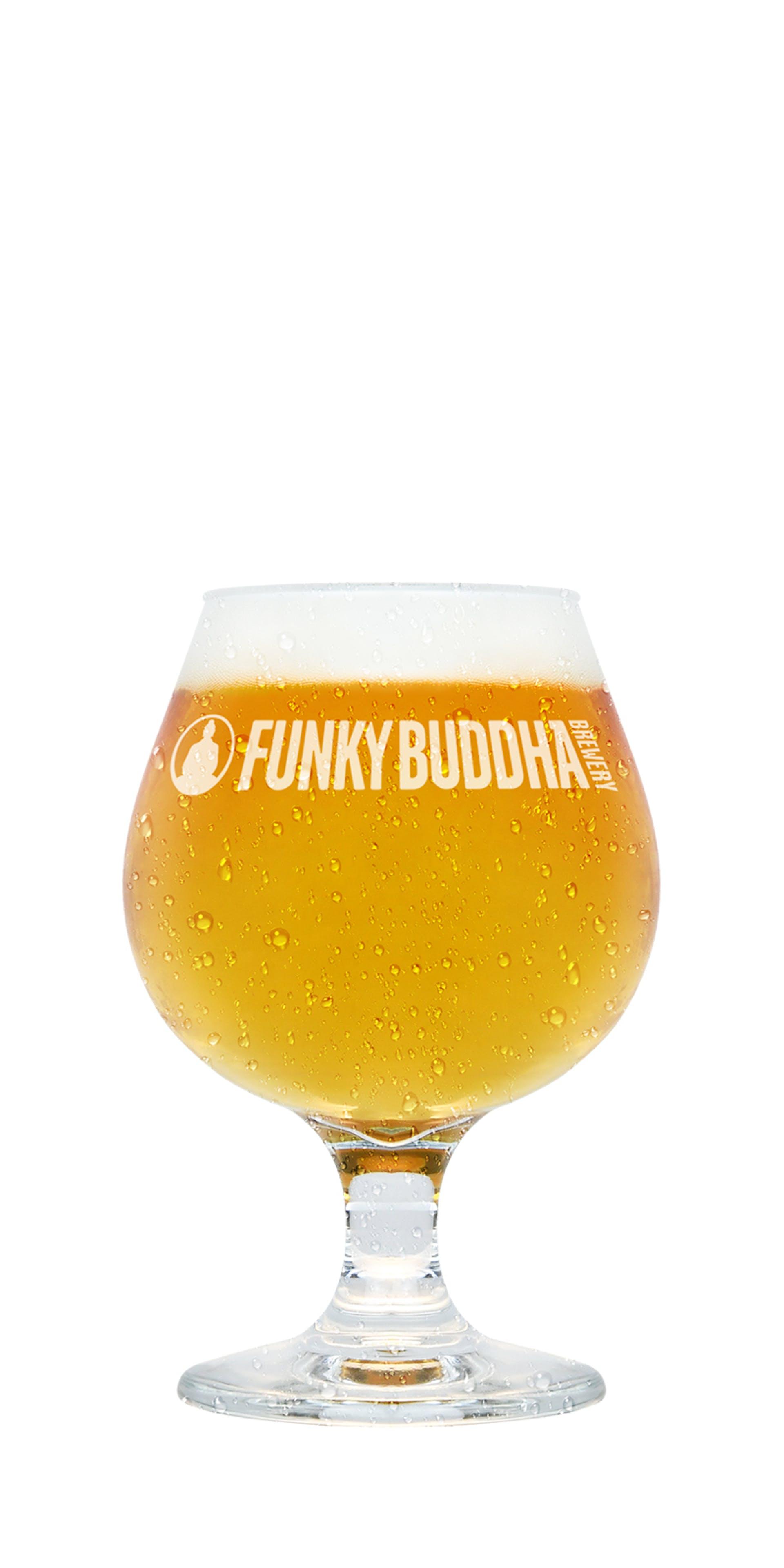 Funky Buddha Glassware