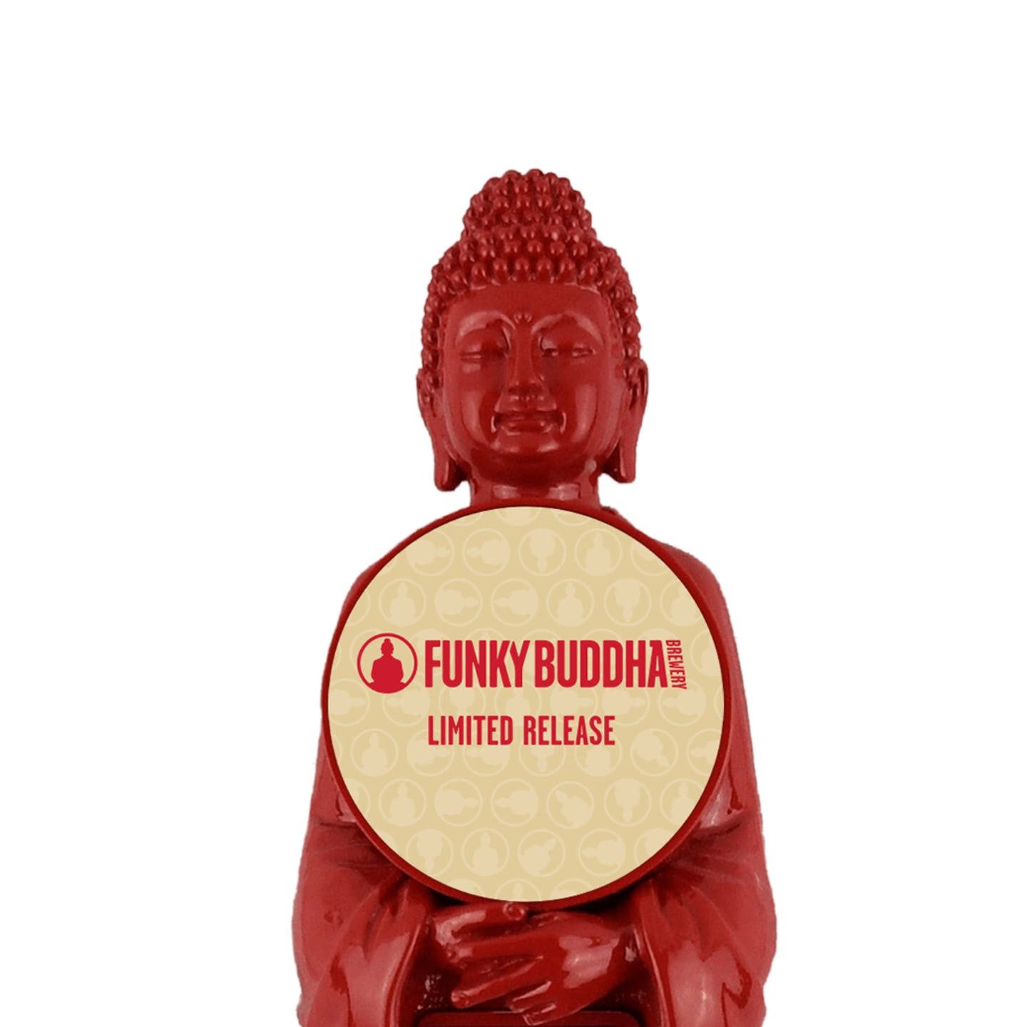 Funky Buddha Tap Handle