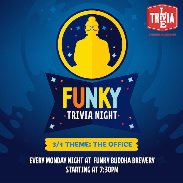 Themed Trivia Night – The Office