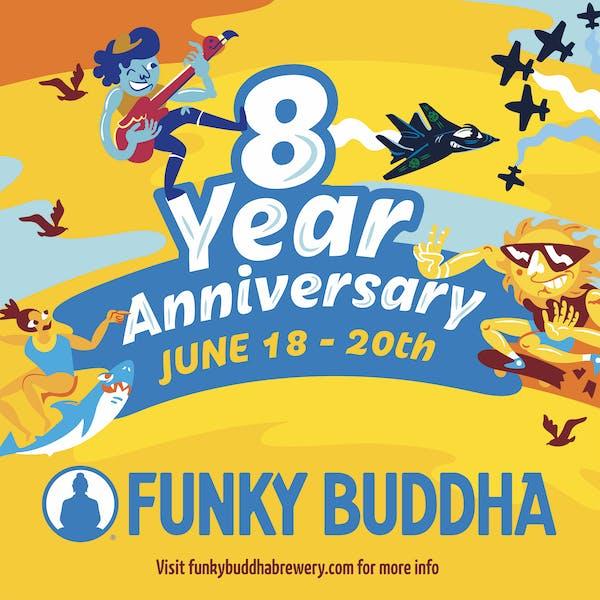 8 Year Anniversary