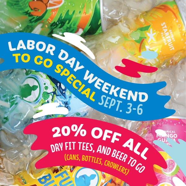 Labor Day To-Go Specials