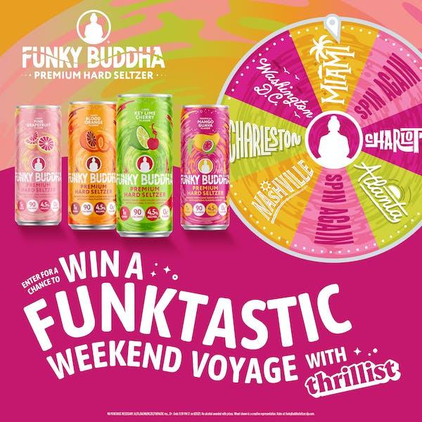 Funktastic Weekend Voyage with Thrillist