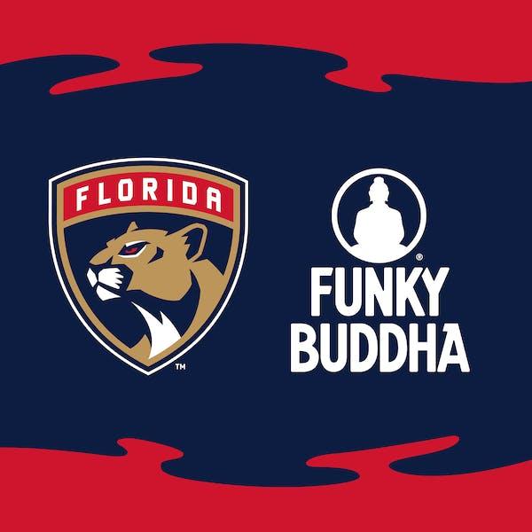 Funky Buddha & The Florida Panthers 2021-22 Season