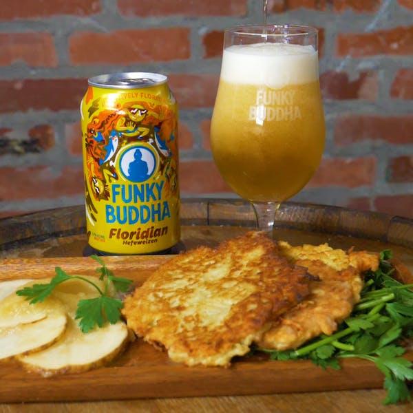 Floridian Potato Pancake Recipe