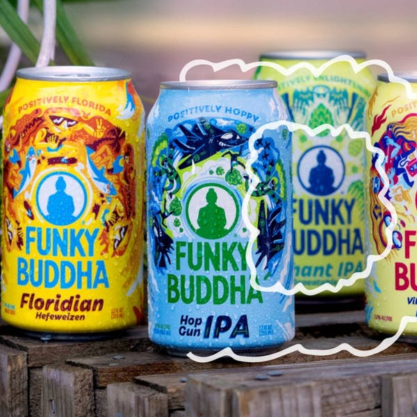 Same, Same, But Different: Bringing Unified Uniqueness to the Funky Buddha Line of Beers and Hard Seltzers