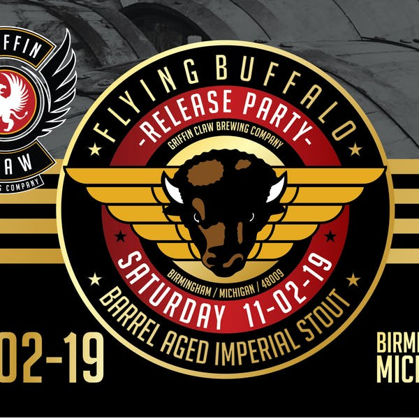 2019 Flying Buffalo Release Party!