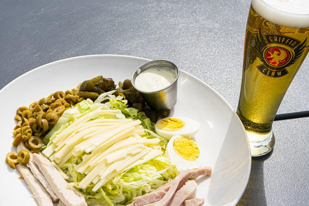 Griffin Claw Rochester Hills salad
