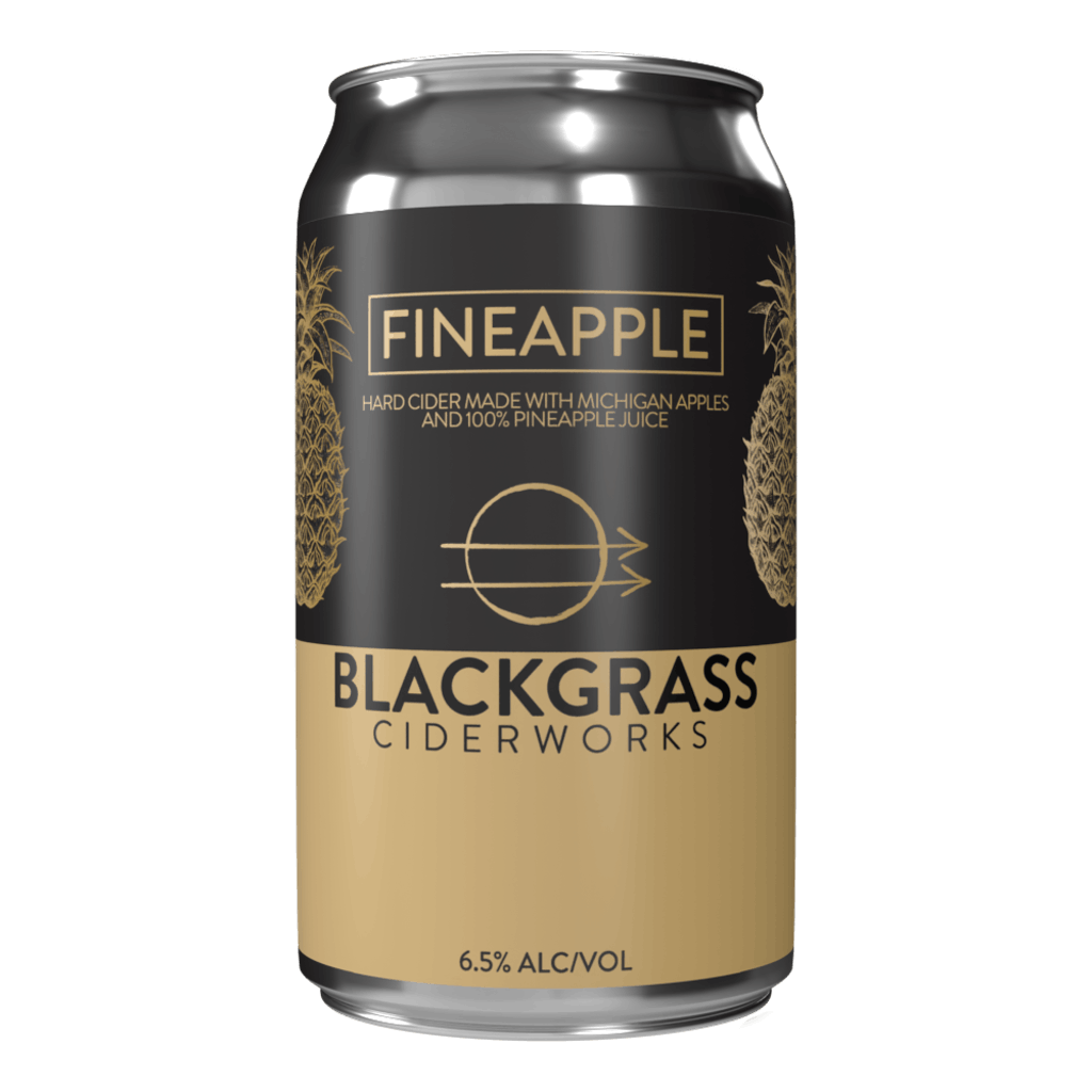Fineapple Hard Cider Can