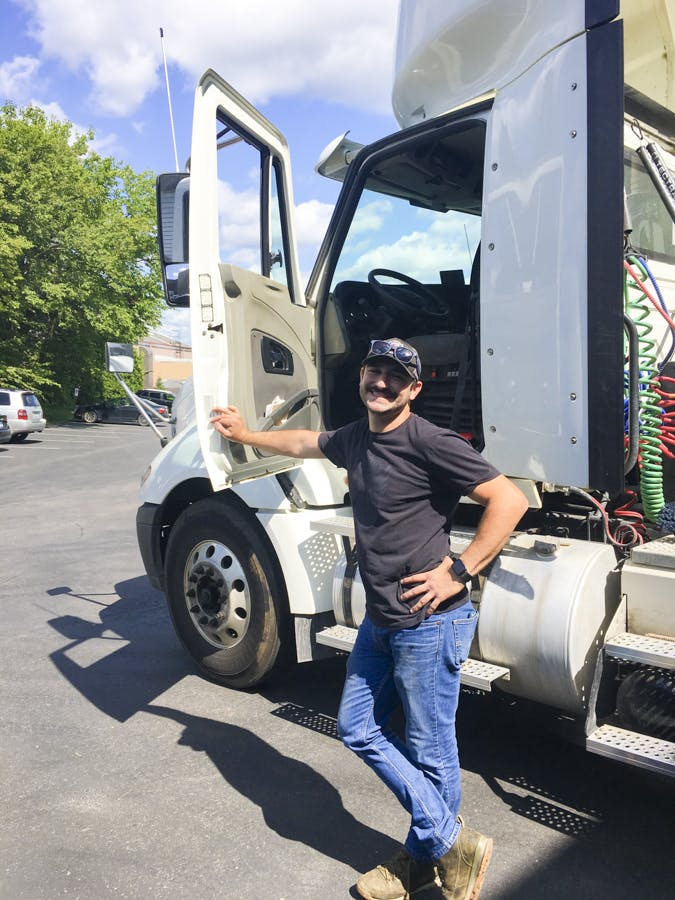 Griffin Claw's Dump Truck
