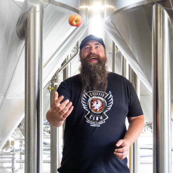 Former Cellarmen's Owner Joins Griffin Claw; Building Mead and Cider Program