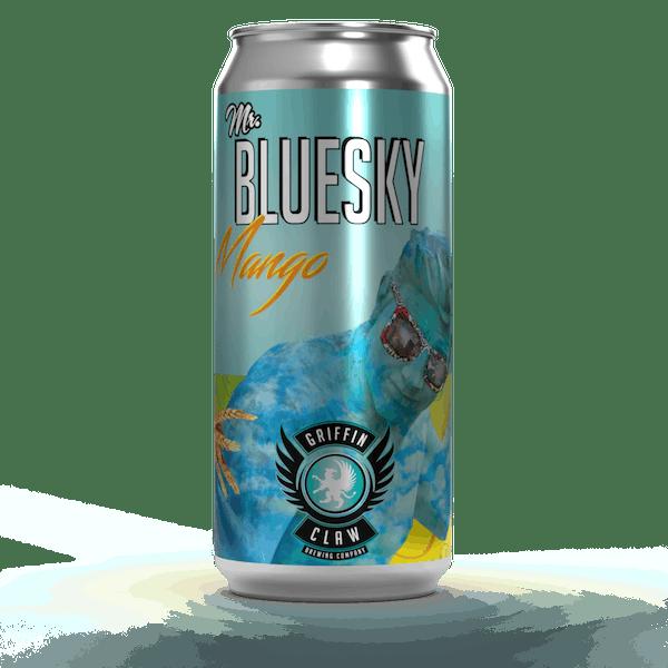 Mr. Bluesky Mango – Coriander & Grapefruit Wheat Ale