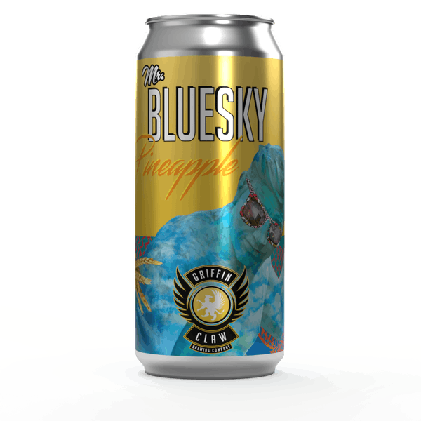 Image or graphic for Mr. Bluesky Pineapple – Coriander & Grapefruit Wheat Ale