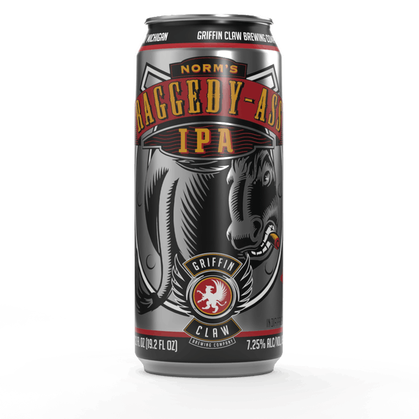 Image or graphic for Norm's Raggedy Ass IPA