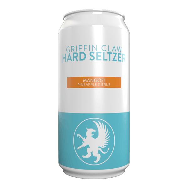 Hard Seltzer – Mango Pineapple Citrus