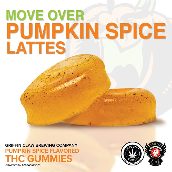 Michigan Brewery and Cannabis Company Team Up On Pumpkin Spice THC Gummies
