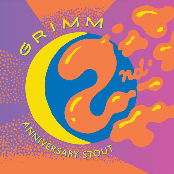 Image or graphic for 2nd Anniversary Stout